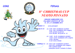 8^ CHRISTMAS CUP NUOTO PINNATO
