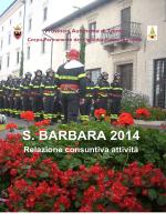 S. BARBARA 2014 - Vigili del Fuoco