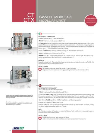 CT CTX - enerlux