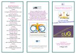 """brochure - Azienda Ospedaliero - Universitaria """"Policlinico"""