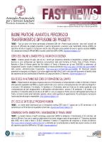 FAST NEWS 504 - Azienda Provinciale per i Servizi Sanitari