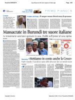 Massacrate in Burund..