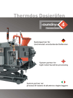 FOUNDRY4 - Brochure forni dosatori ThermDos