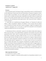 de Vergottini - Ministro per le Riforme Costituzionali ei Rapporti con