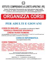 manifesto 2 ctp - Istituto Comprensivo Loreto Aprutino
