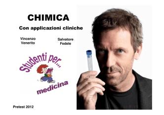 CHIMICA - PRETEST DI STUDENTI PER