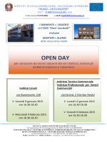 OPEN DAY - Fiani