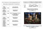 Gemeindebrief - Chiesa Evangelica Luterana in Italia