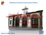 up/Ten Col Mannucci - Centro Regionale dotazione antidoti