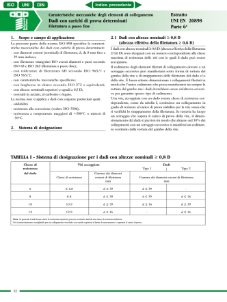 Catalogo prodotti ed. 10/98