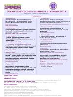 locandina programma didattico 2014