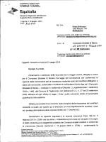 risposta Equitalia - Consorzio Stradale Marsia