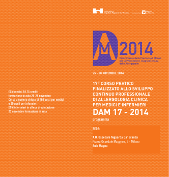DAM 17 - 2014 - iDea Congress
