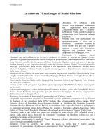 Presentazione Virtus Langhe 2014 (di Gianpiero Gallo)