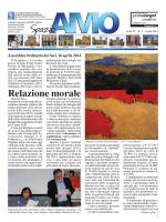 Luglio 2014 - AMO - Associazione Malati Oncologici