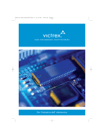 Electronics industry - applications (VICTREX® PEEK)