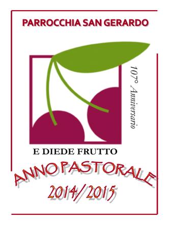 Anno Pastorale 2014-2015