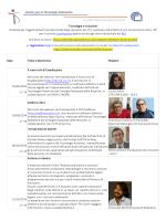 programma - Istituto per le Tecnologie Didattiche