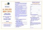 IL DIS ISO 9001:2015
