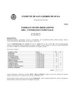 31400022 - Comune di San Giorio