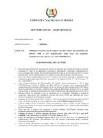 """Download """"Testo di Determinazione 2014 - Atto 140"""""""