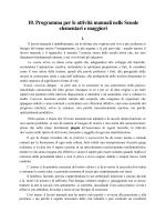 Programma in versione PDF