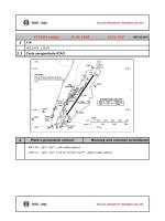 LIMM 1.1 Carta aeroportuale ICAO CUNEO Levaldigi ICAO: LIMZ