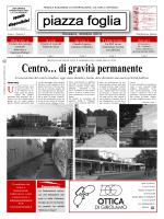 Piazza Foglia N. 5