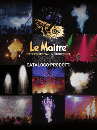 Catalogo Le Maitre 2014