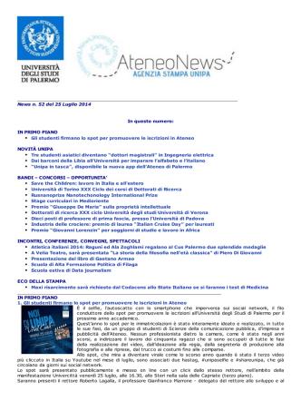 3. Ateneo News n.52 del 25_07_2014