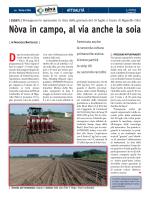 n. 22 - nòva Agricoltura
