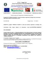 """Per maggiori informazioni - Istituto Comprensivo """"S. Pertini"""" 2"""