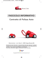 FASCICOLO INFORMATIVO Contratto di Polizza Auto