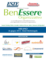 scarica la brochure sponsor e relatori