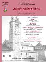 Arsago Music Festival
