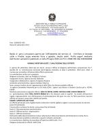 verbale della commissione