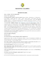 rc_bando_di_gara - Regione Calabria