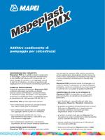 Mapeplast PMX Mapeplast PMX