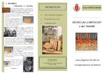 MUSEO del CARTOCCIO MUSEO del CARTOCCIO e del VIMINE e