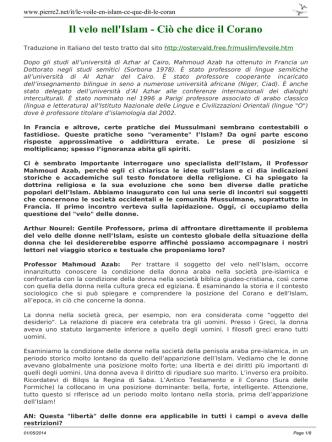 articolo - Pierre2.net
