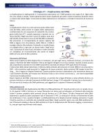 Citologia 17 - Duplicazione del DNA