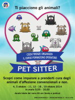 modulo iscrizione dog sitter