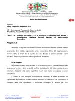 Audizione rappresentanti Associazione italiana tecnici sanitari di