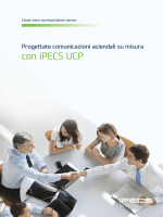 iPECS UCP - Brochure in Italiano