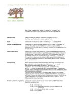 il regolamento (PDF) - Asilo Nido IL CILIEGIO