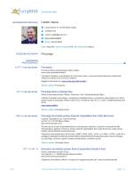 Curriculum Vitae completo del dr. Valerio Celletti