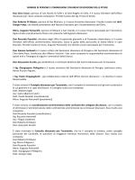 Nomine luglio 2014 - Arcidiocesi di Perugia