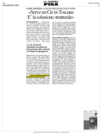 PISA - Serve un CIE in Toscana - E - Ugl Polizia