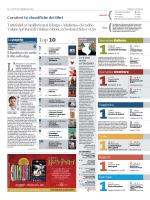 """""""Buoni e cattivi"""" entra nella classifica dei libri più venduti"""
