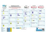 Abfallkalender 2015 für die Gemeinde Gemünden